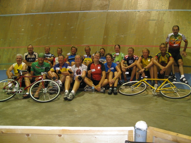 Velodrome - the crew