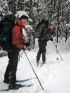 Photo from gallery: Backcountry Skiing 2009-2010