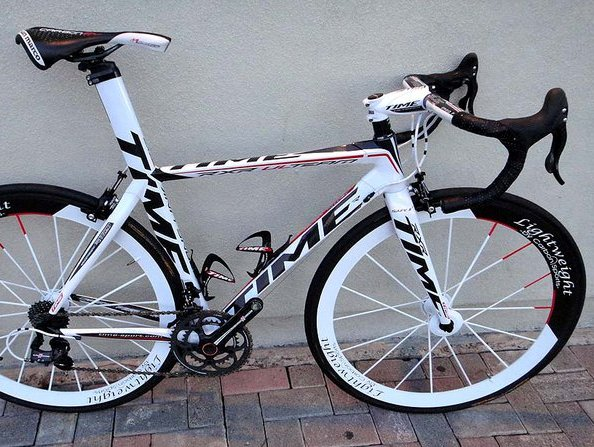 Photo from gallery: Black and White Bikes