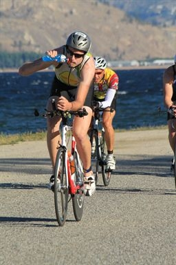 Photo from gallery: Ironman Canada 2011